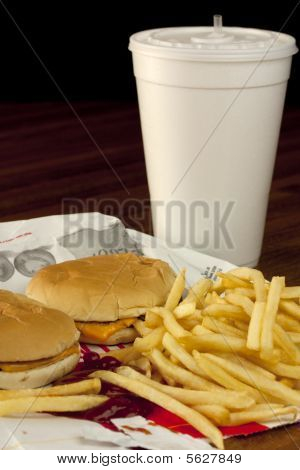 Gross Fast Food