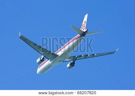 HS-TEM Airbus A330-300 of Thaiairway