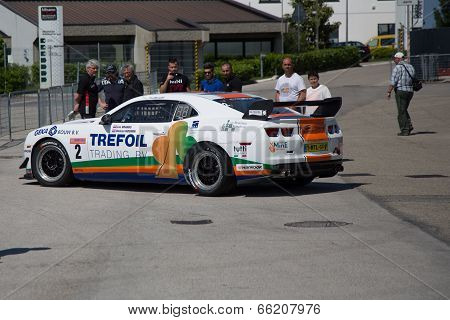 Chevrolet Camaro Gt4 Pro Race Car