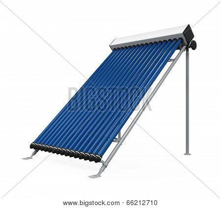 Solar Heat Pipe Collector
