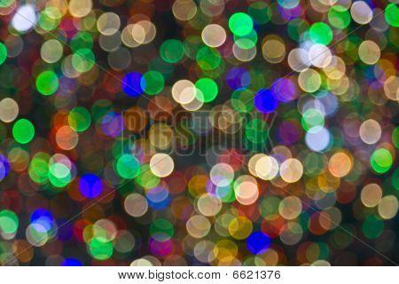 Blurry Color Lights