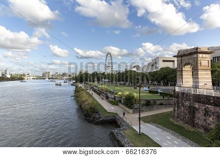 Brisbane Southbank Parklands