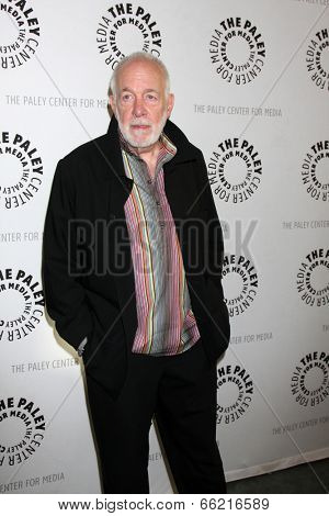 LOS ANGELES - JUN 4:  Howard Hesseman at the Baby, If You've Ever Wondered: A WKRP in Cincinnati Reunion at Paley Center For Media on June 4, 2014 in Beverly Hills, CA