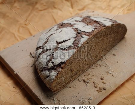 wholesome rye bread