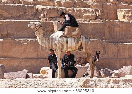 Antiques Police Egypt