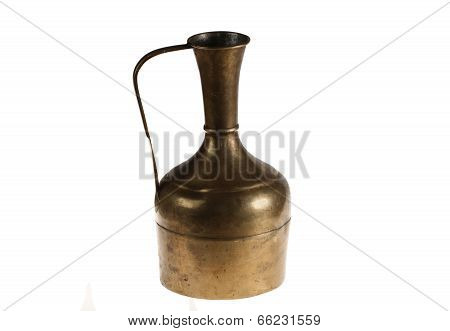 Old Bronze Jug