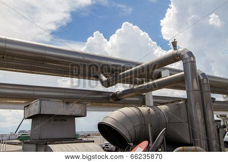 cooling pipe