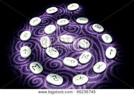 Rune Spiral