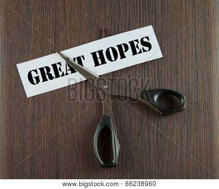 Cutting Great Hopes