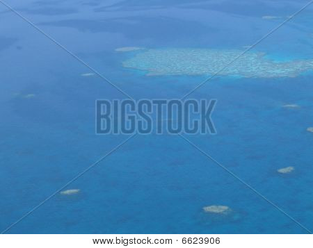 Reef From The Air