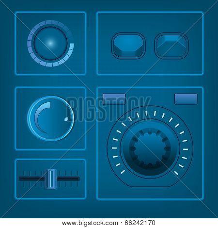 Ui Switches Kit Elements