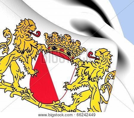 Utrecht City Coat Of Arms