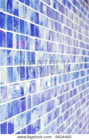 background  mosaic brick