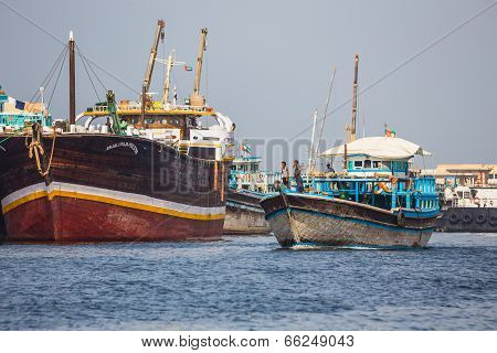 Sharjah - Port