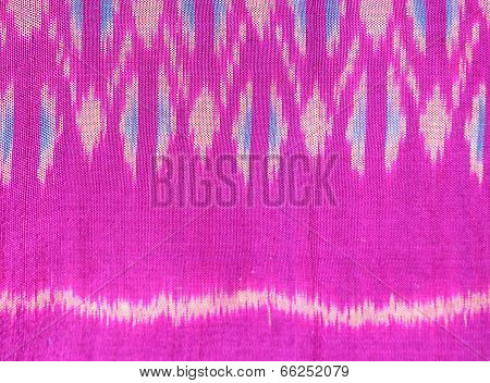 Thai Silk Pattern