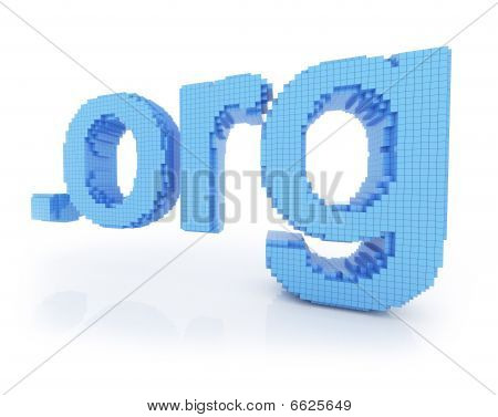 Pixel Domain Symbol Dot Org