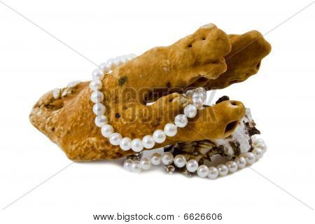 Pearls and coral