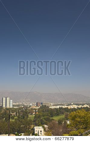 Hollywood- Usa, October, 2: Filming Pavilions  Of Universal Studios In Los Angeles In October, 2, 20