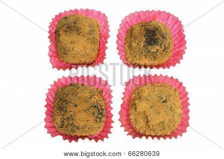 Japanese Mochi Cakes=
