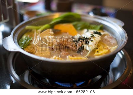 One Of Asia All Kinds Of Hot Pot