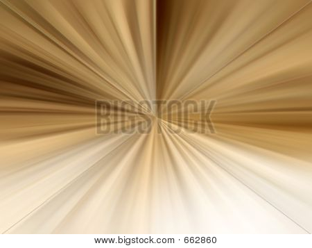 Brown Light Rays