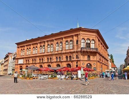 Art Museum Riga Bourse