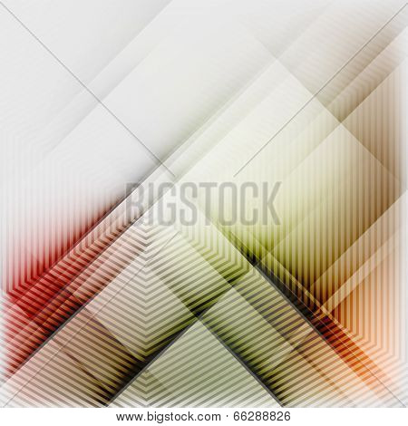 Textured blurred color wave background. Futuristic hi-tech modern business or technology design template