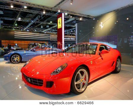 Ferrari Motorshow Stand