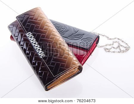 Wallet, Beautiful Woman Or Lady Wallet