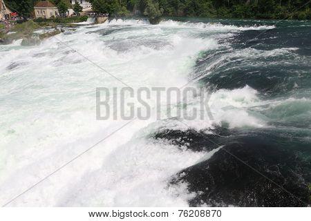 Rheinfall, Schaffhausen, Switzerland