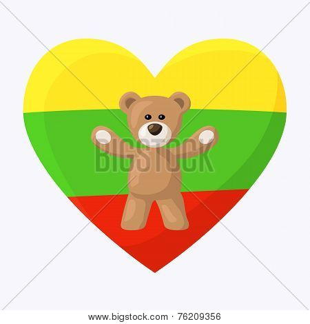Lithuanian Teddy Bears