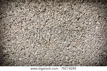 Grungy Concrete Wall Texture Or Background