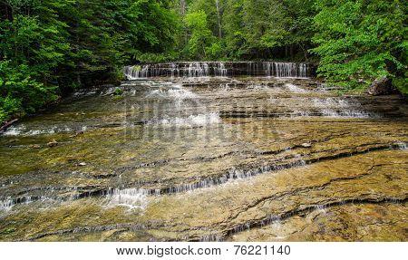 Wilderness Waterfall
