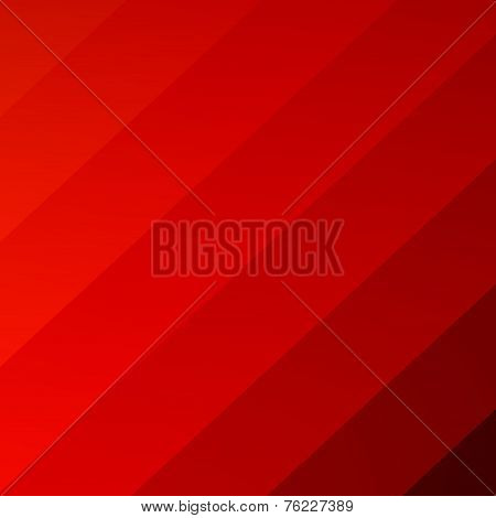 Abstract Red Background - Gradient For Design Artworks - Business Card Or Cover Designs - Simple Min