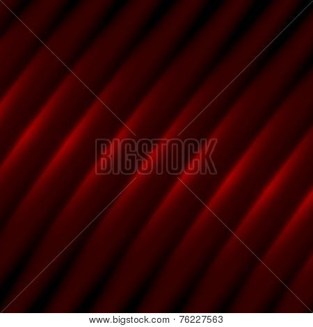 Soft Abstract Background For Design Artworks - Metal Surface Close Up In Shades Of Red - Dark With S
