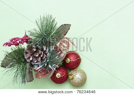 Christmas Composition