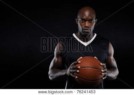 Professional African Basketball Player