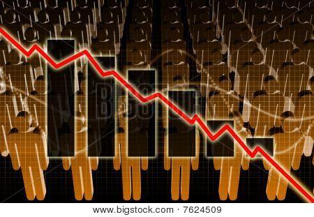 Economía inestable