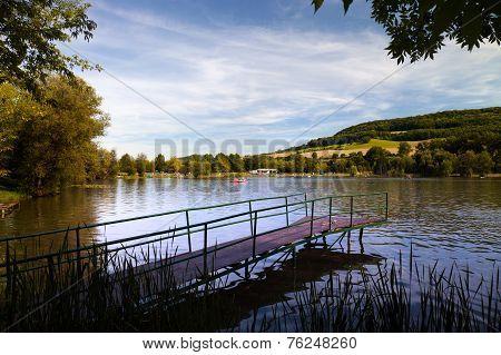 Lake Porstendorf