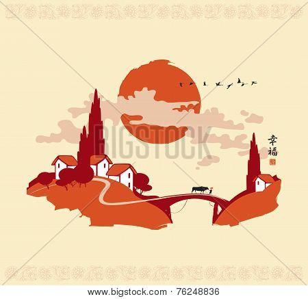 China landscape