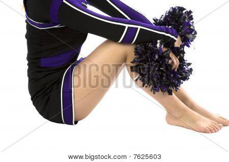 Cheerleader Körper