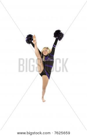 Cheerleader Kick