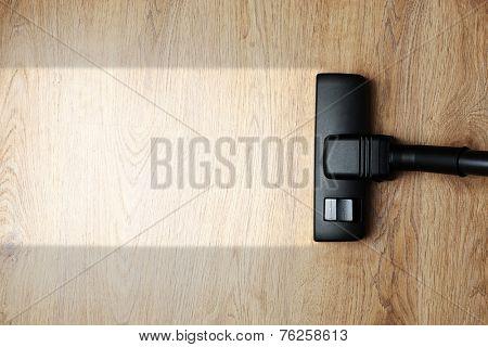 Vacuum cleaner parquet