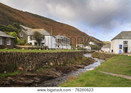 Boscastle North Cornwall