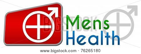 Mens Health Red Triangle