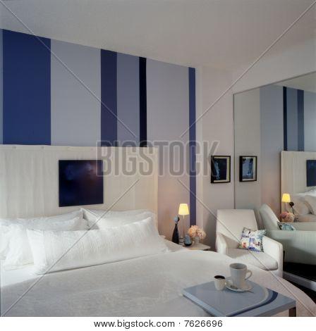 Upscale Modern Bedroom