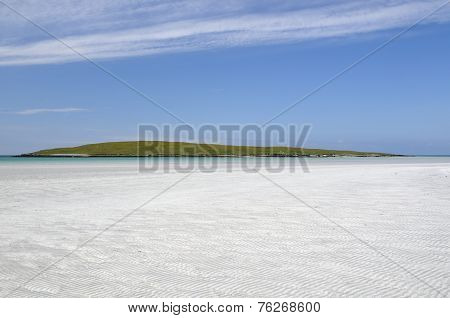 Lingay Strand & Lingeigh Island