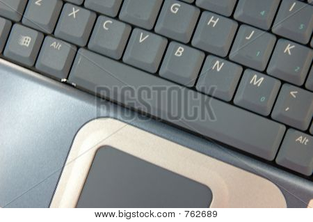 Laptop keys