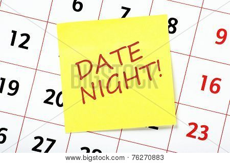 Date Night Reminder