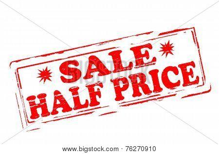 Sale Half Price